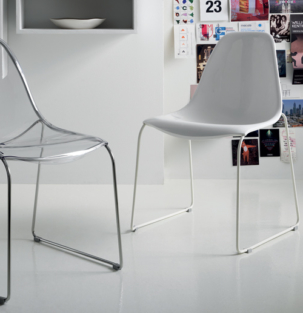 Chaises et tabourets style moderne